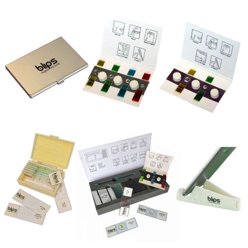 Blips Gift Pack XL - a portable microscopy gift idea for Science lovers